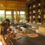 atelier de poterie - village bournat