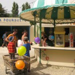 stand barbapapa - village bournat