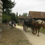 promenade caleche - village bournat