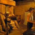 moulin huile de noix - village bournat