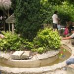 peche canard - village bournat