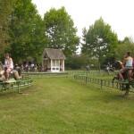 petits chevaux - village bournat