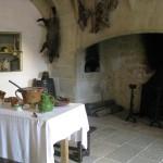 cuisine - Château de Castelnaud