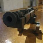 canon guerre - Château de Castelnaud