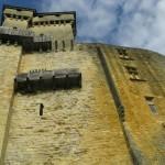 muraille - Château de Castelnaud