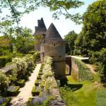 remparts et douves - chateau losse