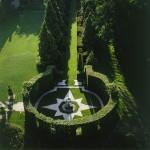 jardins manoir eyrignac - chambre verdure