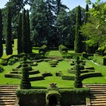 jardins manoir eyrignac - le jardin