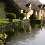 jardins manoir eyrignac - miroir et communs