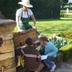 jardins manoir eyrignac - paques