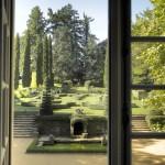 jardins manoir eyrignac - parterre a la francaise