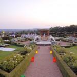 jardins manoir eyrignac - pique nique