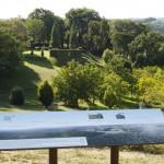 jardins manoir eyrignac - table dorie
