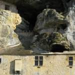 falaise - Maison forte de Reignac