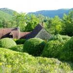 Jardins Albarede - panorama