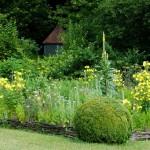 Jardins Albarede - potager