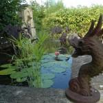 Fontaine - Jardins d'eau