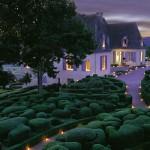 soirée aux chandelles - Jardins de Marqueyssac