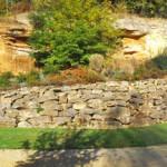 grotte maxange - vue falaise