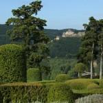 panorama allées - Jardins de Marqueyssac