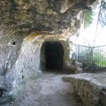 Roque Saint Christophe - passage
