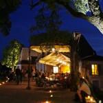 parc soirée - Jardins de Marqueyssac