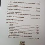 Desserts - Chez Martine