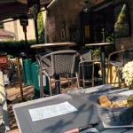 Terrasse - Chez Martine