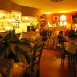 Chez Martine Campagne - salle restaurant intérieure