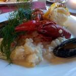 Risotto - Le Chambellan