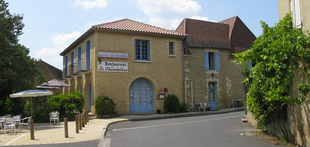 Restaurant Le Chambellan