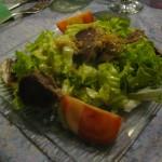 Lacombe - salade gesier