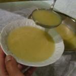 Belvedere - tourain potage