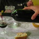 Belvedere - vin rouge