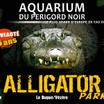 Aquarium du Bugue - Alligator Park