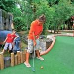 Aquarium du Bugue - jungle golf