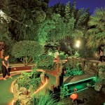 Aquarium du Bugue - jungle golf nocturne