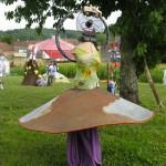 festival epouvantails meyrals