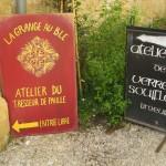 artisanat - village limeuil