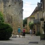 ruelles - village limeuil