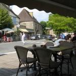 ancre du salut - village limeuil