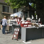 stands - marche potiers limeuil