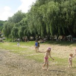 plage limeuil - berges