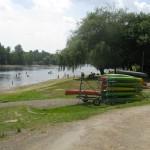 plage limeuil - base de canoes