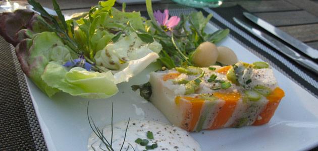 restaurant La Savie Meyrals
