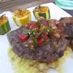 La Savie - plat bœuf
