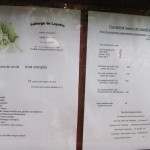 menu - Auberge Layotte
