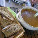 soupe - Auberge Layotte