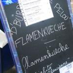 Marché gourmand Limeuil - flamenkueche
