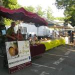 Marché gourmand Limeuil - vin de pays